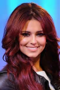 Burgundy hair color burgundy hair styles