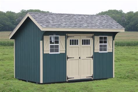 outdoor sheds classic garden sheds from the amish in lancaster pa