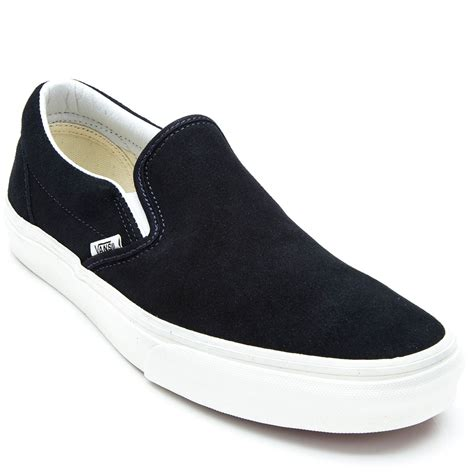 vans slip on shoes vans classic slip on vintage shoes