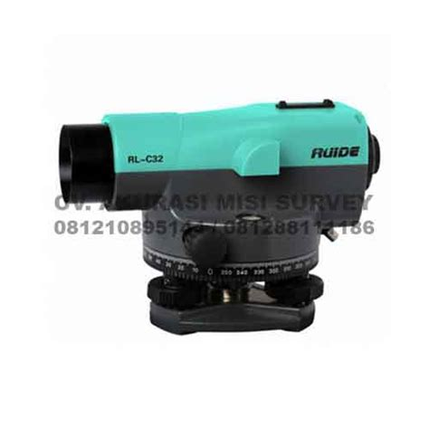 Ruide Automatic Level Rl C32 by Jual Waterpass Automatic Level Auto Level Ruide Rlc32