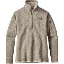 patagonia better sweater sale patagonia better sweater 1 4 zip fleece jacket s