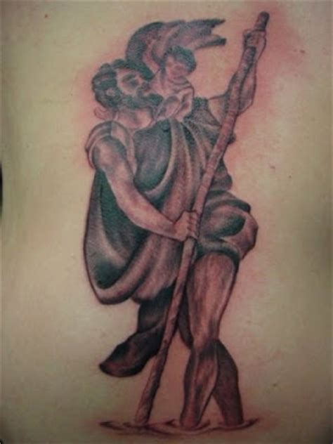 saint christopher tattoo designs 29 religious christopher tattoos