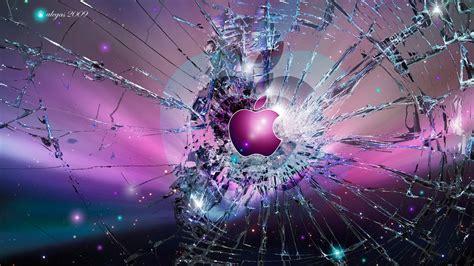 broken screen wallpaper desktop background download download wallpaper 1920x1080 apple broken screen
