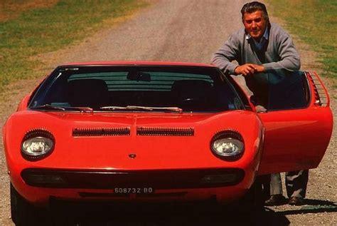 Founder Of Lamborghini The History Of Lamborghini Ruelspot