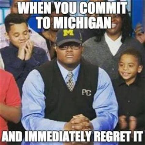 Michigan Football Memes - michigan wolverines football jokes kappit