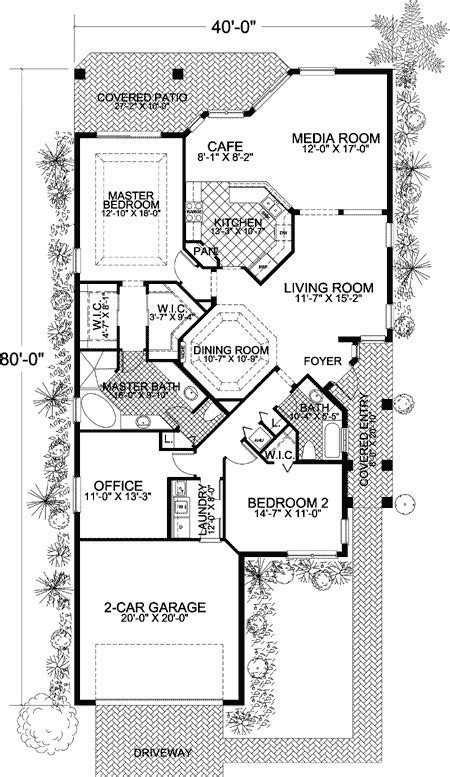 house plan for narrow lot 2018 plan 32170aa narrow lot mediterranean home plan in 2018 home ideas house plans