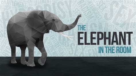 In The Room 2016 | elephant in the room 2016 shelter cove community church