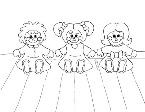 rag doll coloring page coloring pages russian nesting dolls printable coloring