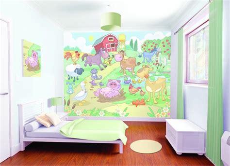 papier peint pour chambre enfant papierpeint9 papier peint pour chambre de b 233 b 233