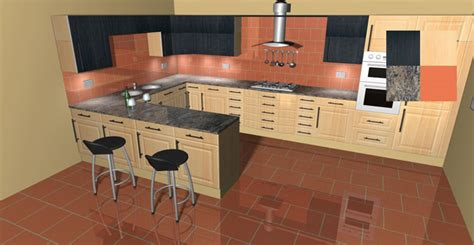 Kitchen Layout Design Software 3d Image 3d Kitchen Software Design