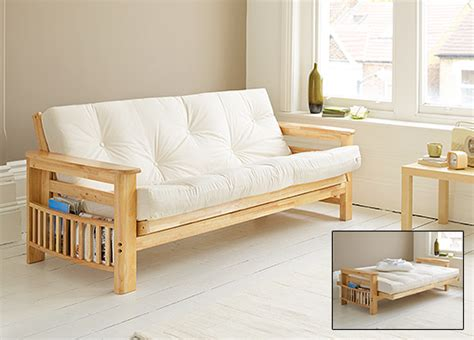wooden sofa beds uk kyoto futons ltd houston sofa bed natural review