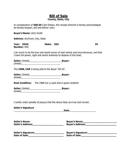 how to write a car report sle free printable free car bill of sale template form generic