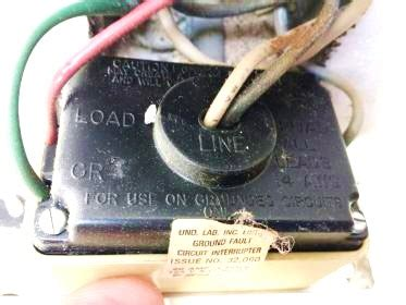 slater gfic receptacle   wires doityourselfcom community forums