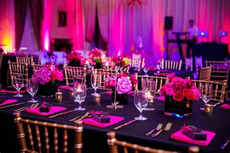 Pink And Black Wedding Ideas by Pink And Black Wedding Hibernian Charleston Sc