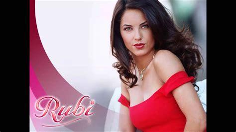 Ruby Rubi rubi musica da novela