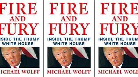 summary and fury inside the white house by michael wolff books and fury to be adapted into tv series variety