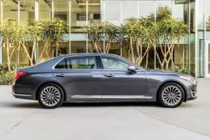 Hyundai 5 Year 60000 Mile Warranty 2017 Genesis G90 Drive Review Luxury Startup