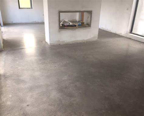 Polished Concrete Floor Finishes   Carpet Vidalondon