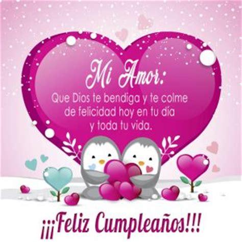 imagenes de feliz cumpleaños y que dios te bendiga im 193 genes de feliz cumplea 209 os mi amor postales hermosas