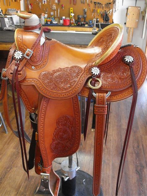 Handmade Western Saddles - 293 best western saddles images on horses
