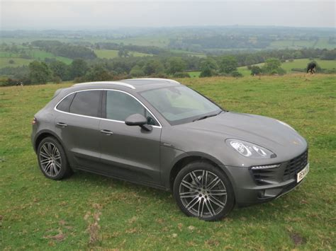 Porsche Macan Road Test by Porsche Macan S Diesel Road Test Report And Review