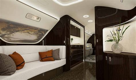 Lineage 1000 Interior by Find Your Jet Comparing The Acj318 Elite Lineage