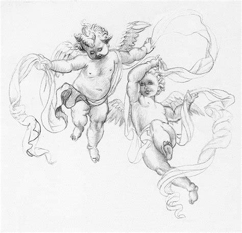 cherubs on behance