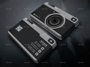 camera photography business card by gowes graphicriver