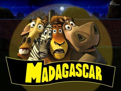 film kartun madagascar madagascar anink mengintip dunia