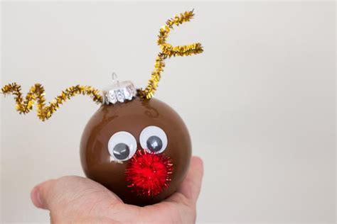 hour rudolph diy ornament favecraftscom