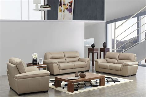 Living Rooms With Leather Sofas Modern And Classic Italian Leather Living Room Sets Orchidlagoon