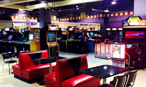 layout of chesterfield mall arcade gaming the neutral zone groupon