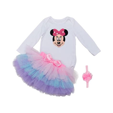 Set Tutu Minnie by Set Minnie Tutu Vestidos Vestimenta Tutu