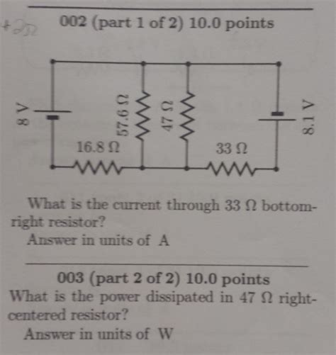 the current through a 10 ohm resistor connected to 120 v power supply is what is the current in a 100 ohm resistor connected to a 0 40 volt source of potential