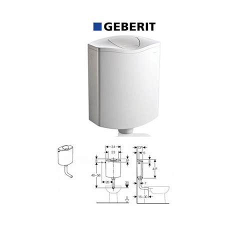 cassetta wc esterna geberit geberit ap116 cassetta di risciacquo per wc grassia srl