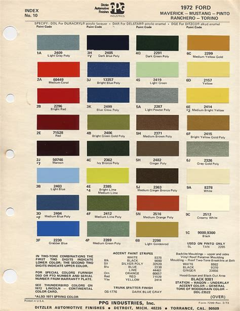 1972 explorer durago paint code help ford truck enthusiasts forums