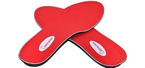 running shoe inserts for high arches best insoles for flat january 2018