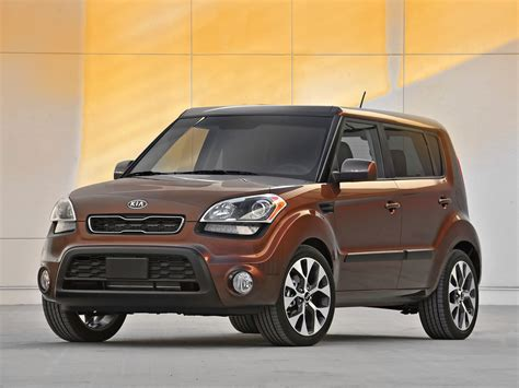 Kia Hatchback 2013 Price 2013 Kia Soul Price Photos Reviews Features
