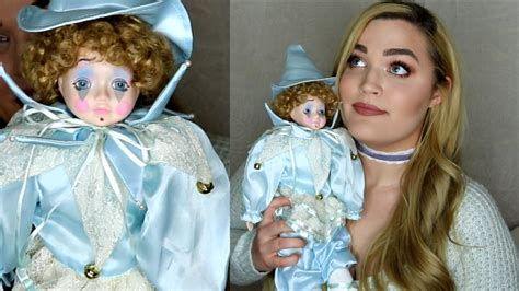 i bought a haunted doll i bought a haunted doll on ebay paranormal storytime
