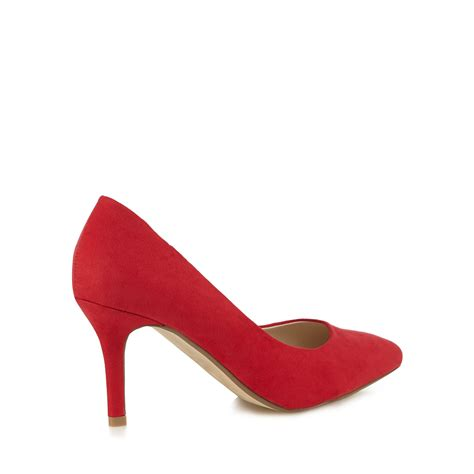 herring high stiletto heel court shoes from