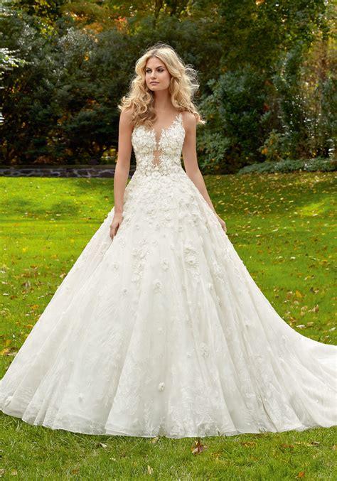 maritza wedding dress style 8128 morilee