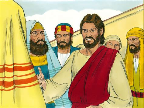 Wedding Feast At Cana Ks1 by Free Bible Images Free Bible Illustrations At Free Bible