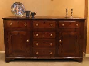 small antique dresser base small oak welsh dresser base c 1810 antiques atlas