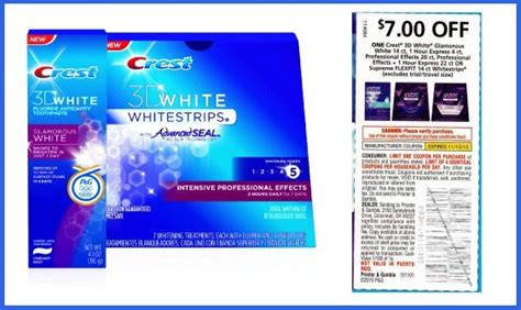 Crest 3d White Toothpaste Coupons Printable 2015