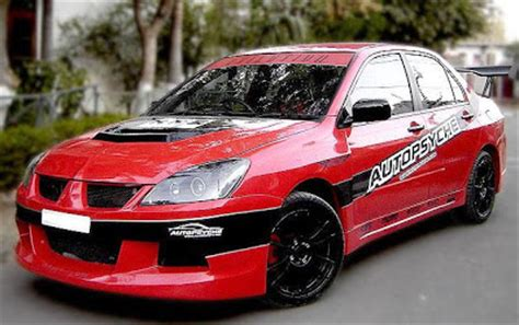 mitsubishi lancer cedia modified modified mitsubishi lancer evolution modified cars