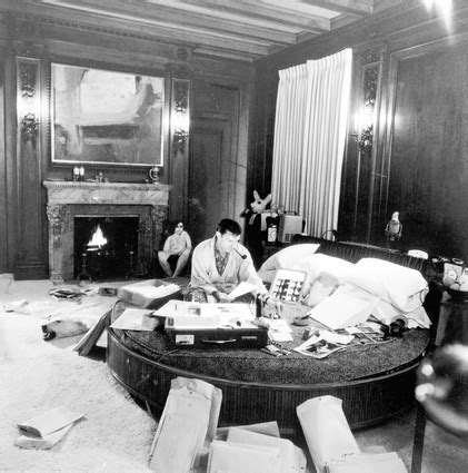 hugh hefner bedroom hugh hefner s bed 1950s baltimore sun