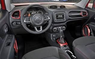 Jeep Renegade 2015 Interior 2015 Jeep Renegade Cargo Area 2016 Car Release Date