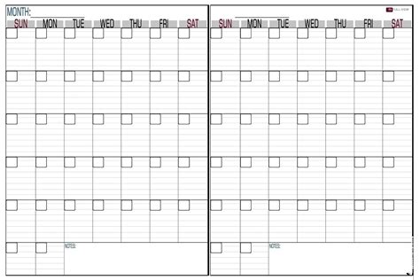 top result inspirational calendar template 4 months per page picture
