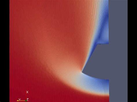 openfoam tutorial github space capsule atmospheric entry simulation in openfoam