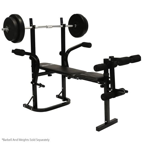 multi purpose weight bench multi purpose weight training bench in black or red